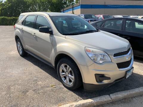 2012 Chevrolet Equinox for sale at BEAR CREEK AUTO SALES in Rochester MN