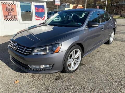 2013 Volkswagen Passat for sale at Auto Banc in Rockaway NJ