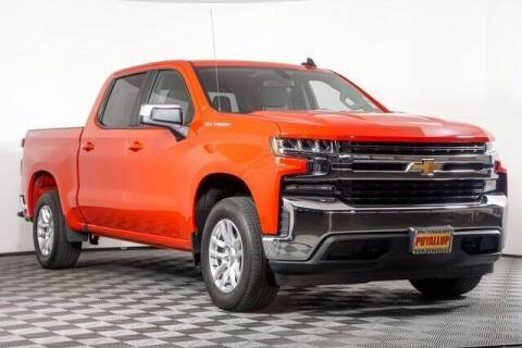 2019 Chevrolet Silverado 1500 for sale at Chevrolet Buick GMC of Puyallup in Puyallup WA