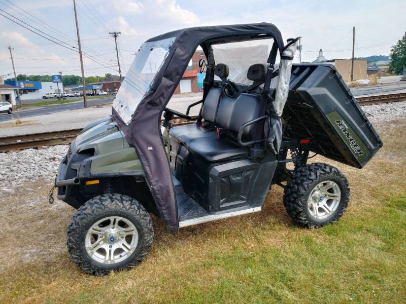 Polaris Ranger XP for sale at Big Boys Auto Sales in Russellville KY