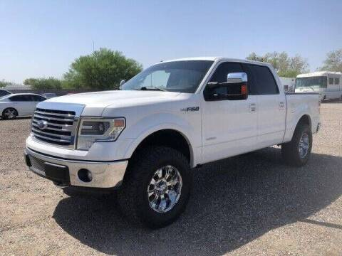 2013 Ford F-150 for sale at MyAutoJack.com @ Auto House in Tempe AZ