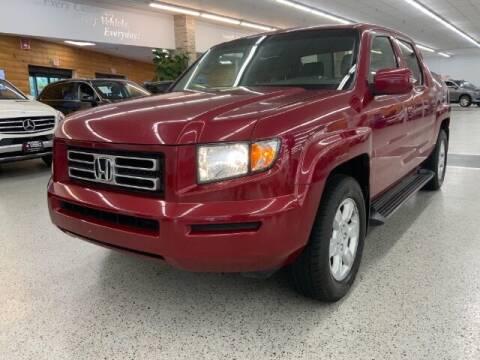 2006 Honda Ridgeline for sale at Dixie Motors in Fairfield OH