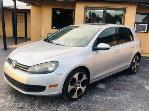 2010 Volkswagen Golf for sale at Grand Auto Sales in Tampa FL