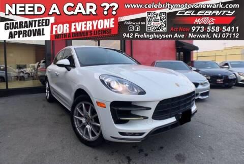 2015 Porsche Macan for sale at Celebrity Motors in Newark NJ