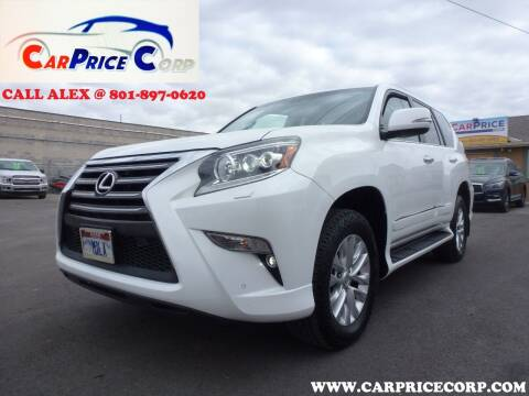 2016 Lexus GX 460 for sale at CarPrice Corp in Murray UT