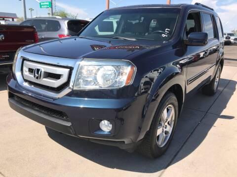 2011 Honda Pilot for sale at Town and Country Motors in Mesa AZ
