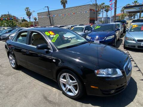 2007 Audi A4 for sale at North County Auto in Oceanside CA