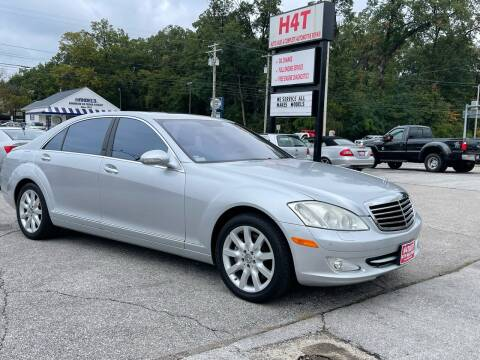 2008 Mercedes-Benz S-Class for sale at H4T Auto in Toledo OH