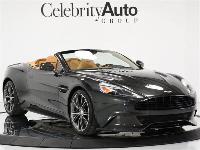 2014 Aston Martin Vanquish for sale in Sarasota, FL