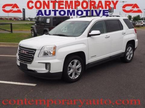 2017 GMC Terrain for sale at Contemporary Auto in Tuscaloosa AL