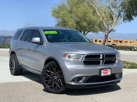2015 Dodge Durango for sale at Esquivel Auto Depot in Rialto CA