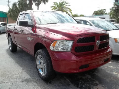 2015 RAM Ram Pickup 1500 for sale at PJ's Auto World Inc in Clearwater FL
