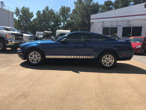2008 Ford Mustang for sale at Northwood Auto Sales in Northport AL