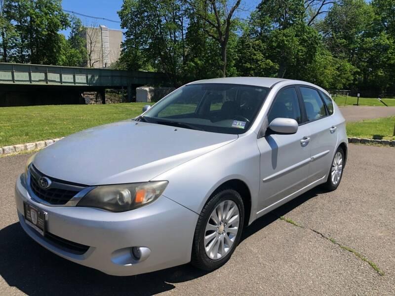 2008 Subaru Impreza for sale at Mula Auto Group in Somerville NJ