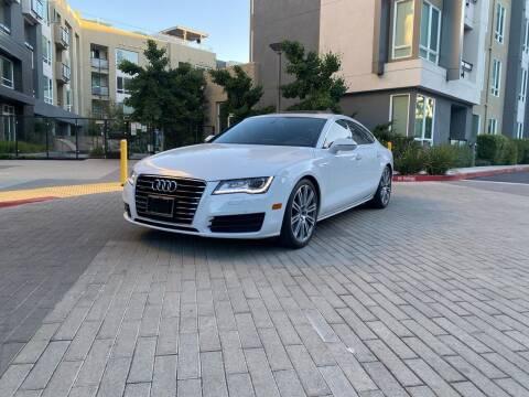 2014 Audi A7 for sale at Ronnie Motors LLC in San Jose CA