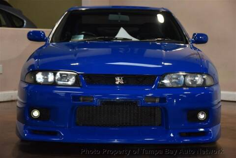 1995 Nissan R33 GT-R V-Spec for sale at Tampa Bay AutoNetwork in Tampa FL