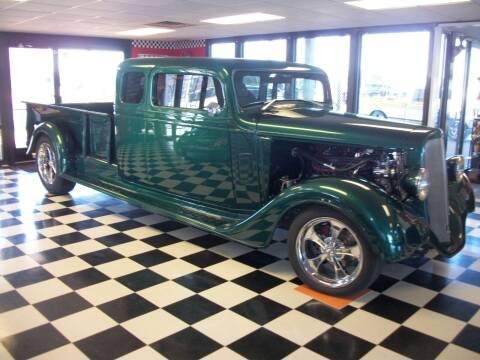 1936 Chevrolet S-10 for sale at Classics Truck and Equipment Sales in Cadiz KY