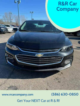 2016 Chevrolet Malibu for sale at R&R Car Company in Mount Clemens MI
