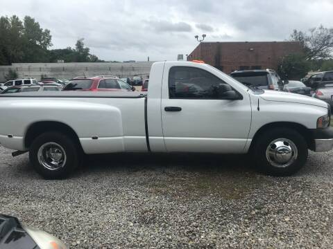 2004 Dodge Ram Pickup 3500 for sale at Renaissance Auto Network in Warrensville Heights OH