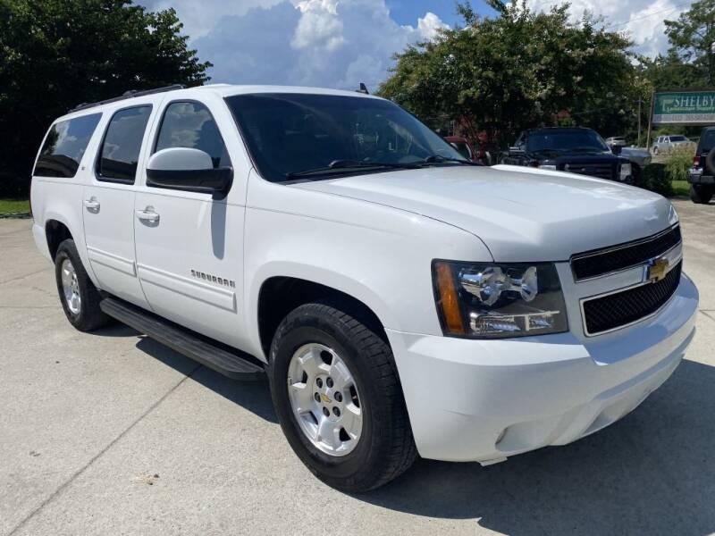 2013 Chevrolet Suburban for sale at Auto Class in Alabaster AL