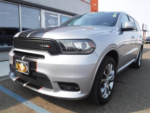 2020 Dodge Durango for sale at Torgerson Auto Center in Bismarck ND