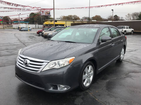 2011 Toyota Avalon for sale at IMPALA MOTORS in Memphis TN