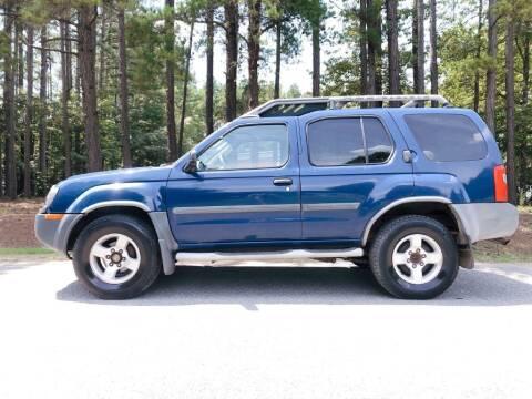 2004 Nissan Xterra for sale at H&C Auto in Oilville VA