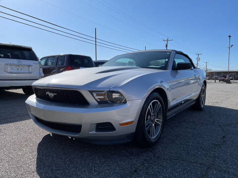 2012 Ford Mustang for sale at Signal Imports INC in Spartanburg SC