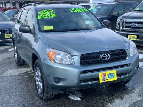 2008 Toyota RAV4 for sale at Milford Auto Mall in Milford MA