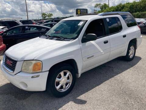 2004 GMC Envoy XUV for sale at Cobalt Cars in Atlanta GA