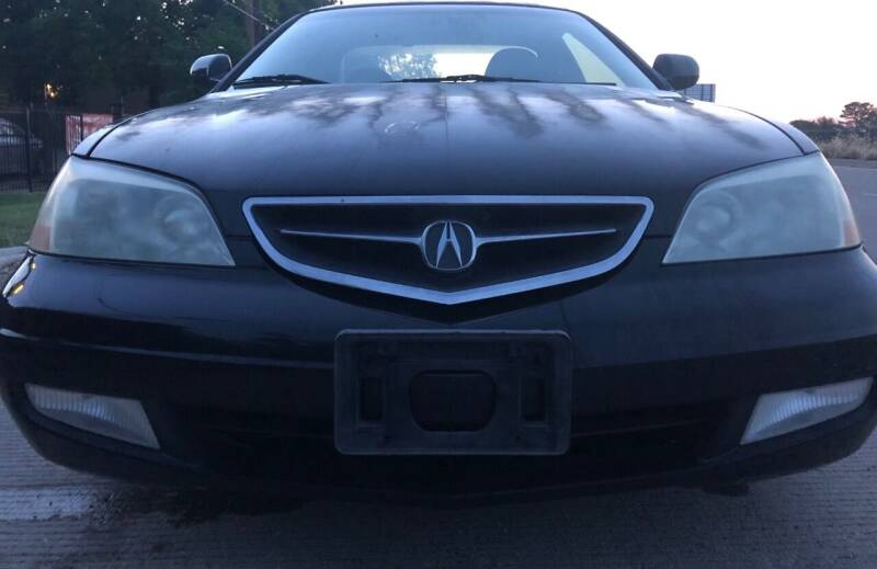 2001 Acura CL for sale at Car Super Center in Fort Worth TX