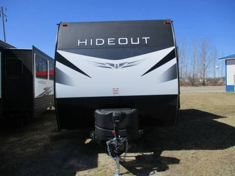 2021 Keystone Hideout 29 DFS for sale at Lakota RV - New Travel Trailers in Lakota ND
