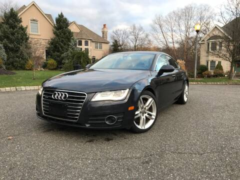 2014 Audi A7 for sale at CLIFTON COLFAX AUTO MALL in Clifton NJ