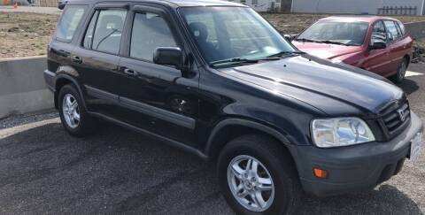 2000 Honda CR-V for sale at Autoville in Bowling Green OH