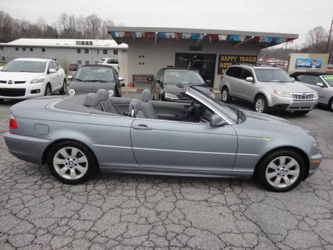 2006 BMW 3 Series for sale at HAPPY TRAILS AUTO SALES LLC in Taylors SC