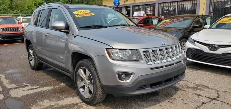 2016 Jeep Compass for sale at Popas Auto Sales in Detroit MI