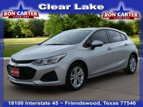 2019 Chevrolet Cruze for sale at Ron Carter  Clear Lake Used Cars in Houston TX