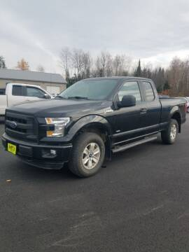 2016 Ford F-150 for sale at Jeff's Sales & Service in Presque Isle ME