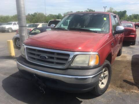 2001 Ford F-150 for sale at American Motors Inc. - Cahokia in Cahokia IL