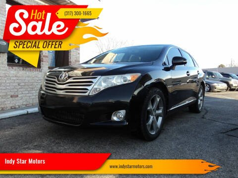 2009 Toyota Venza for sale at Indy Star Motors in Indianapolis IN