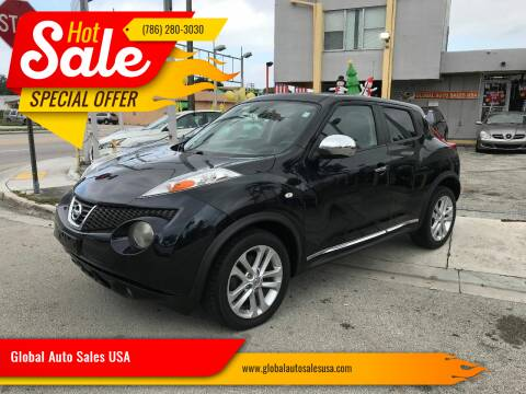 2011 Nissan JUKE for sale at Global Auto Sales USA in Miami FL