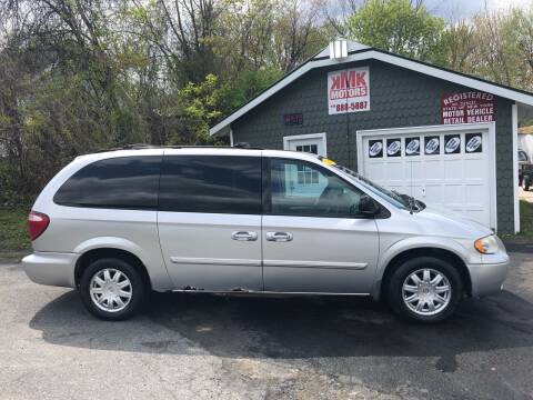 2007 Chrysler Town and Country for sale at KMK Motors in Latham NY