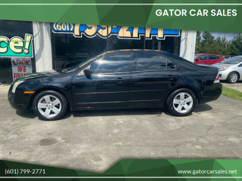 2006 Ford Fusion for sale at Gator Car Sales in Picayune MS