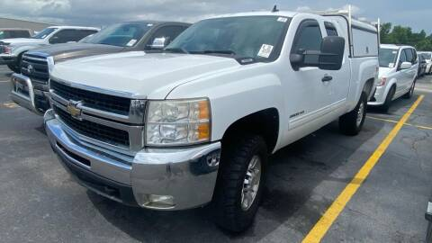 2010 Chevrolet Silverado 2500HD for sale at Wildcat Used Cars in Somerset KY
