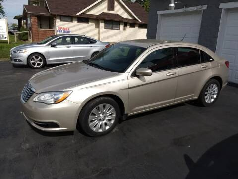 2014 Chrysler 200 for sale at Economy Motors in Muncie IN
