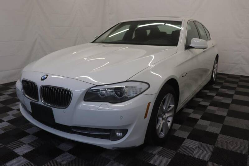 2013 BMW 5 Series for sale at AH Ride & Pride Auto Group in Akron OH