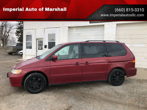 2004 Honda Odyssey for sale at Imperial Auto of Marshall - Imperial Auto Of Slater in Slater MO