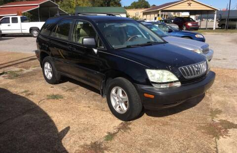 2001 Lexus RX 300 for sale at Townsend Auto Mart in Millington TN