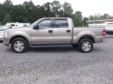 2004 Ford F-150 for sale at Car Check Auto Sales in Conway SC