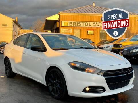 2013 Dodge Dart for sale at Bristol Auto Mall in Levittown PA